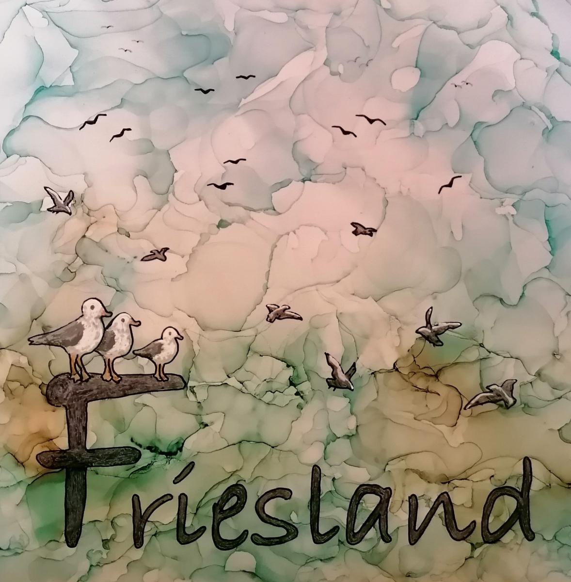 Friesenland Möwen
