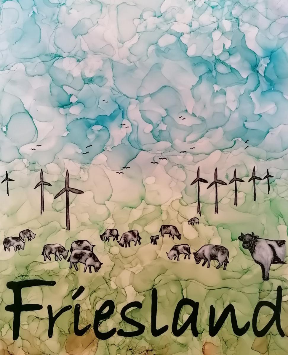 Friesenland Kühe