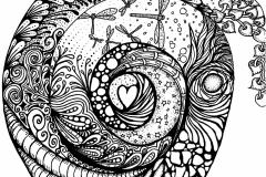 ZentangleSpirale