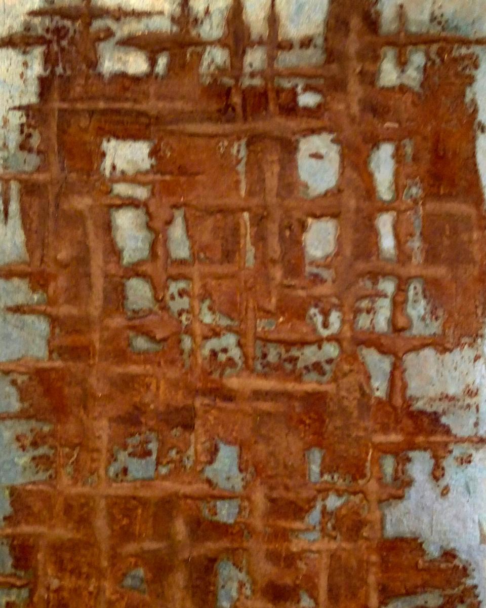 Leinwand, 50 x 70 x 2 cm, 350,- €